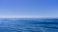 Abstract background deep blue oily looking surface of ocean Royalty Free Stock Photo
