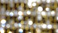Abstract background with golden twinkle gold and black circles Royalty Free Stock Photos