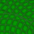 Abstract background green abstraction light line wavy texture Stock Photography