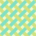 Abstract background with green and blue lines Royalty Free Stock Images