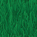 Abstract background of green grass