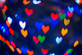 Abstract background heart Stock Image