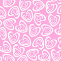 Abstract background. Heart Stock Image