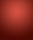 Abstract background of hexagon pattern on red gradient.