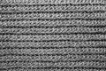 Abstract Background Knitted Pattern Fabric. Royalty Free Stock Photo