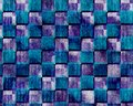 Abstract Background of Layered Squares