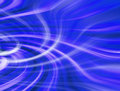 Abstract background light dark blue lines Stock Photography