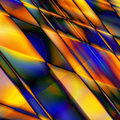 Abstract background like stained,glass Stock Image