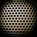 Abstract background of a lot of holes Royalty Free Stock Images