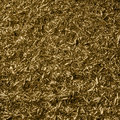 Abstract background with lots of metallic swarf Stock Photo