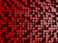 Abstract background made of 3d shape Royalty Free Stock Photo