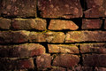 Abstract background with old brickwork Royalty Free Stock Photo