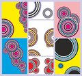 Abstract background patterns