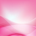 Abstract background pink curve and wave element 002
