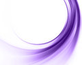 Abstract background purple wave on white Royalty Free Stock Photo