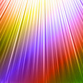 Abstract background with rays. Stock Photography