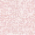 Abstract background with red hearts. Vector illustration