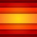Abstract background with red and orange layers yellow paper rgb eps vector illustration Stock Image