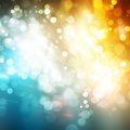 Abstract background shine with circles Stock Photo