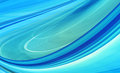 Abstract background speed motion blurred motion toward light computer generated blue futuristic illustration Stock Photos