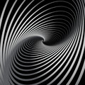 Abstract background with spiral whirl movement. Royalty Free Stock Photo