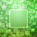 Abstract background with squares magic Stock Photography