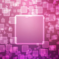 Abstract background with squares magic Stock Photos