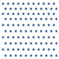 Abstract background of stars arranged in a checkerboard Royalty Free Stock Images