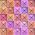 Abstract background stone squares
