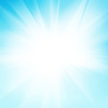 Abstract background with sun beam Royalty Free Stock Photo