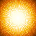 Abstract background of sun beam Royalty Free Stock Photo