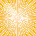 Abstract background of sun beam. Royalty Free Stock Photo