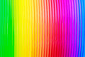 Abstract background texture of colorful rainbow color Royalty Free Stock Photo