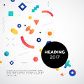 Abstract Background - vector template illustration
