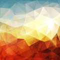 Abstract background warm texture design vector illustration Royalty Free Stock Photography