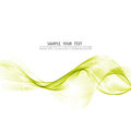 Abstract background wave of smoke.