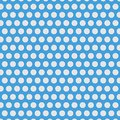 Abstract background with white pills. Pattern for your design. Royalty Free Stock Photo