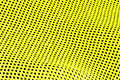 Abstract background of yellow and black holes in row Royalty Free Stock Photo