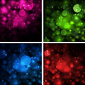 Abstract backgrounds vector illustration of luminosity Royalty Free Stock Photo