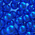 Abstract balls Stock Photo