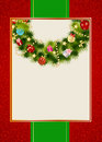 Abstract beauty Christmas invitation background. Stock Photos