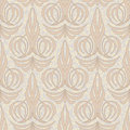 Abstract beige floral seamless background flourish swirl pattern Stock Photography