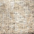 Abstract black and brown mosaic spotted background