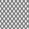 Abstract black line pattern on white vector background Stock Images
