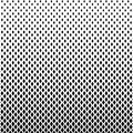 Abstract black and white color of squares shapes halftone patter