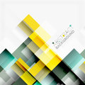 Abstract blocks template design background