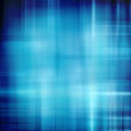 Abstract blue background with blurred lines Stock Photography