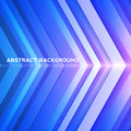 Abstract blue background for business brochure or cover vector design Stock Photo