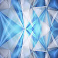Abstract blue background. Vector Royalty Free Stock Image