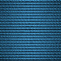 Abstract blue binary computer code technology data background Royalty Free Stock Photo